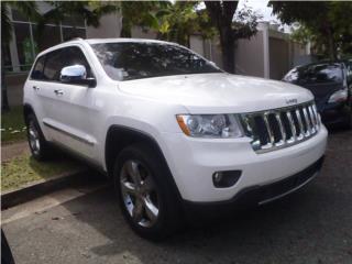 GRAND CHEROKEE OVERLAND 4X4 EQUIPADA!, Jeep Puerto Rico