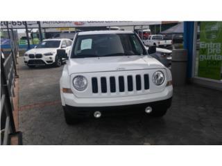 Jeep patriot 2011 con 58 mil millas, Jeep Puerto Rico