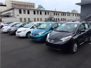 VERSA NOTE 2016 , Nissan Puerto Rico