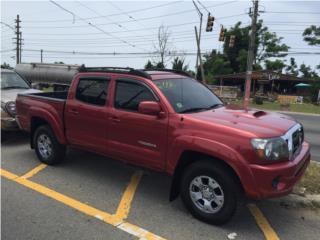 Toyota Tacoma 2006, Toyota Puerto Rico
