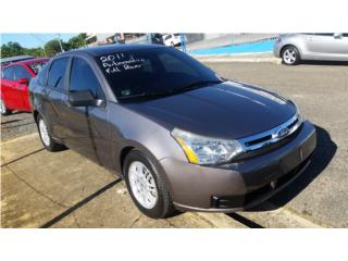 FORD FOCUS 2011AUT NITIDO, Ford Puerto Rico