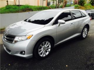 TOYOTA VENZA LE 2013DESDE$399MENSUAL, Toyota Puerto Rico