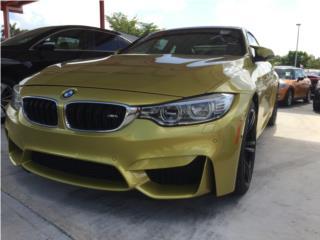 BMW M4 AUSTIN YELLOW, IMPORTADO!!!, BMW Puerto Rico