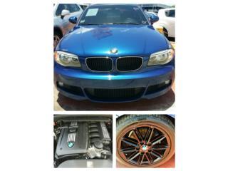 BMW 1281 2013, BMW Puerto Rico