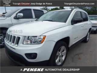 2012 Jeep Compass, Jeep Puerto Rico
