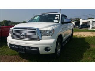 2011 Toyota Tundra Limited Double Cab 4WD, Toyota Puerto Rico
