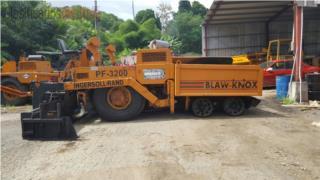 Paver BlowKnox Volvo 3200 , Equipo Construccion Puerto Rico