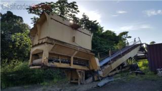 Salandra Power Screen Commander 510, Equipo Construccion Puerto Rico