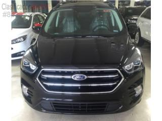 FORD ESCAPE SE 1.6 ECOBOOST 2017, Ford Puerto Rico