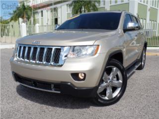 JEEP GRAND CHEROKEE OVERLAND 4X4 !WOW!, Jeep Puerto Rico