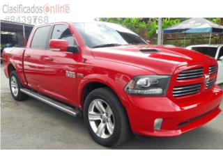 DODGE RAM 1500 HEMI 2014, Dodge Puerto Rico
