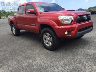 TOYOTA TACOMA 2012. EXCELENTES CONDICIONES!, Toyota Puerto Rico