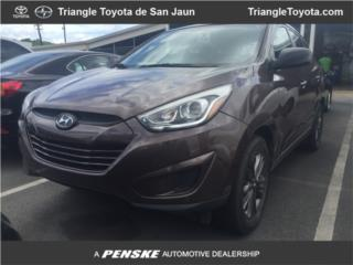 2015 Hyundai Tucson, Hyundai Puerto Rico