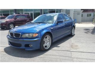 BMW 325i SPORT 2003, BMW Puerto Rico