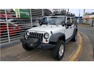 Wrangler Unlimited 2013 como nuevo!! , Jeep Puerto Rico