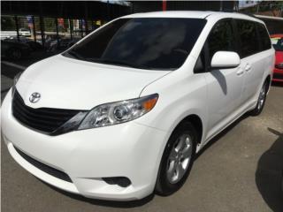 TOYOTA SIENNA LE 2014 LLAMA!!!, Toyota Puerto Rico