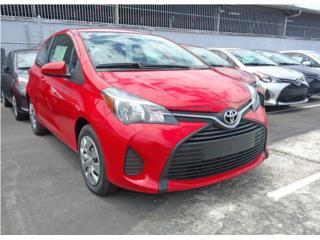 TOYOTA YARIS 2016 **787-202-3180**, Toyota Puerto Rico