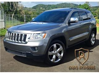 JEEP OVERLAND 2012 V8 4.7L CON SOLO 31K*, Jeep Puerto Rico