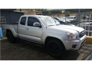 Toyota Tacoma cab 1/2, Toyota Puerto Rico