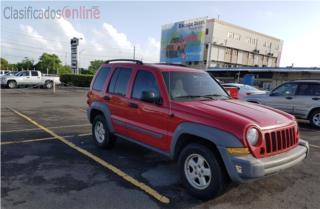 2005 JEEP LIBERTY /PRECIO DE OFERTA, Jeep Puerto Rico