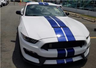 FORD SHELBY MUSTANG GT 350 COBRA 2016, Ford Puerto Rico