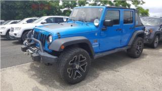 JEEP WRANGLER 2012 EQUIPADO READY PA LA CALLE, Jeep Puerto Rico