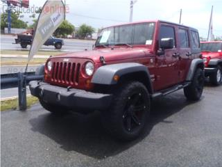 WRANGLER SPORT UNLIMITED 4X4, Jeep Puerto Rico