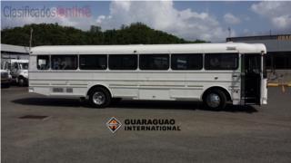 Thomas Bus Guagua Escolar, International Puerto Rico
