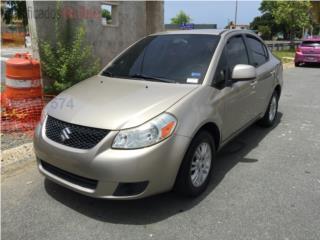 Sx4, fullabel, aut, 1due�o, Suzuki Puerto Rico