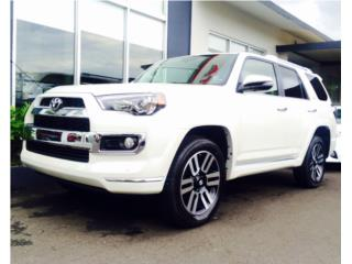 **Toyota 4 Runner Limited Blanca**, Toyota Puerto Rico