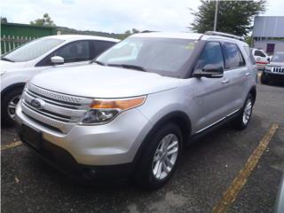 EXPLORER XLT EQUIPADA!, Ford Puerto Rico