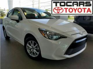 YARIS 2016, Toyota Puerto Rico