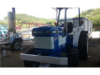 tractor-ford- new-holland1920- con taladora , Equipo Construccion Puerto Rico