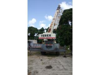 terex rt. 230, Equipo Construccion Puerto Rico