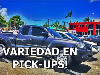 TOYOTA TACOMA VARIEDAD EN PICK-UPS, Toyota Puerto Rico
