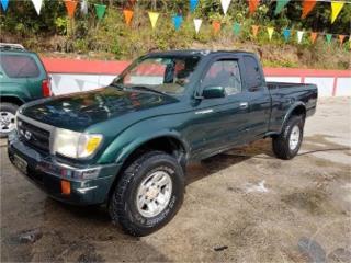 TOYOTA TACOMA V6 AUT, Toyota Puerto Rico