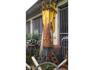 martillo maverick-hsp-6250-para,cat.320, Equipo Construccion Puerto Rico