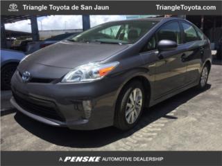 2012 Toyota Prius, Toyota Puerto Rico