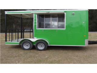 ¿Necesitas un Food Truck?, Trailers - Otros Puerto Rico