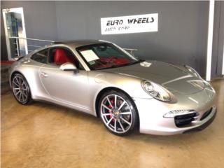 PORSCHE CARRERA 4 S 2013, Porsche Puerto Rico