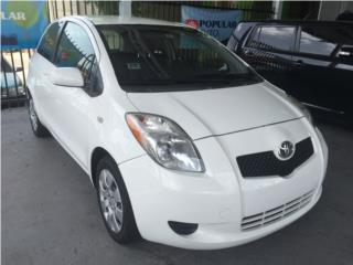 TOYOTA YARIS 2008 2DR ***AUTOMATICO , Toyota Puerto Rico