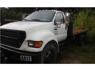 camiones-tumba,ford,750-xlt. y gmc'8.5-mts., Equipo Construccion Puerto Rico