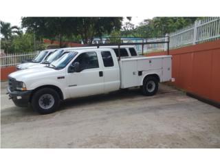 ford-350-super,duty,v8-powersstroke., Equipo Construccion Puerto Rico