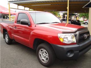 TOYOTA TACOMA 2011 STANDART 5 CAMBIOS, Toyota Puerto Rico