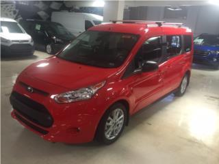 FORD TRANSIT CONNECT XLT SW 121 WB 2016, Ford Puerto Rico