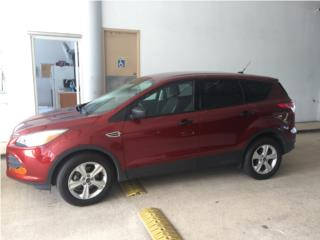 Ford Escape , Ford Puerto Rico