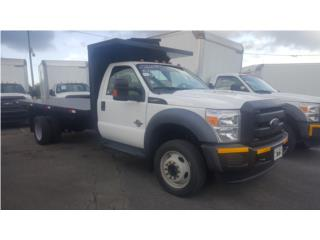 Ford F450 2013 Plataforma 16 pies, Ford Puerto Rico