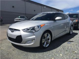 HYUNDAI VELOSTER 2016, Hyundai Puerto Rico