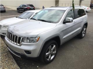 Grand Cherokee Limited , Jeep Puerto Rico