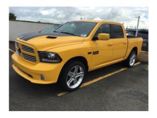 LIQUIDACION RAM 2016, Dodge Puerto Rico